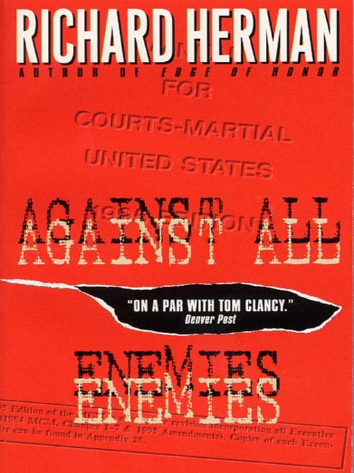 Title details for Against All Enemies by Richard Herman - Available