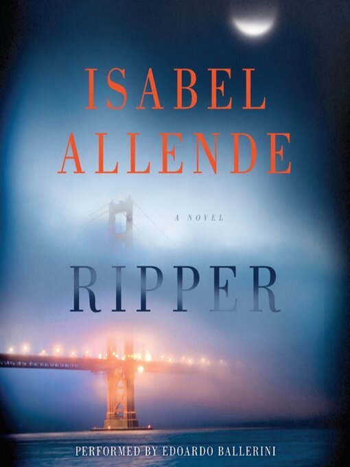 Title details for Ripper by Isabel Allende - Wait list