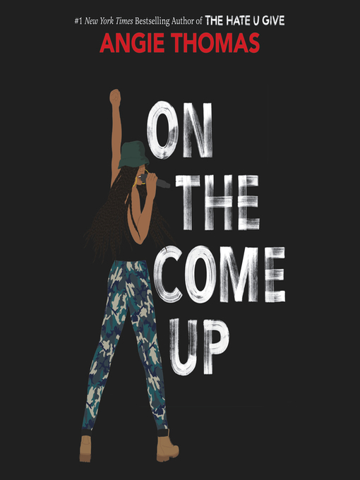 Title details for On the Come Up by Angie Thomas - Wait list