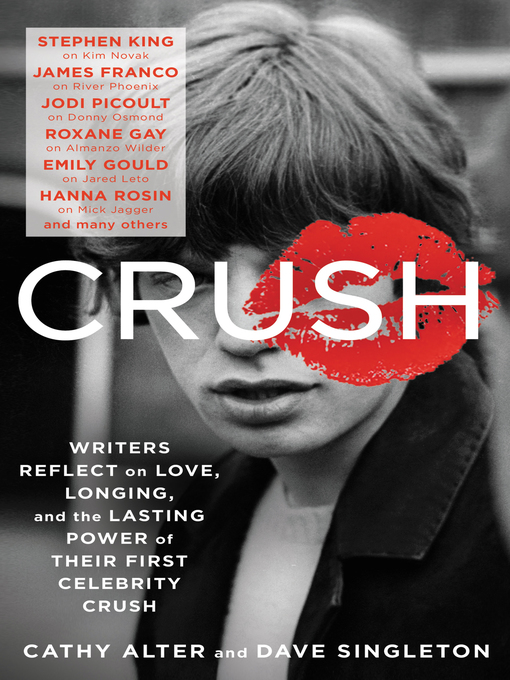 Title details for CRUSH by Cathy Alter - Available