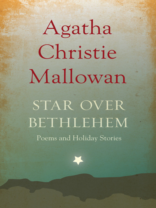 Title details for Star over Bethlehem by Agatha Christie - Available