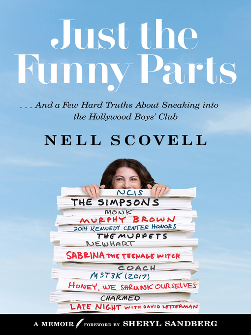 Title details for Just the Funny Parts by Nell Scovell - Wait list