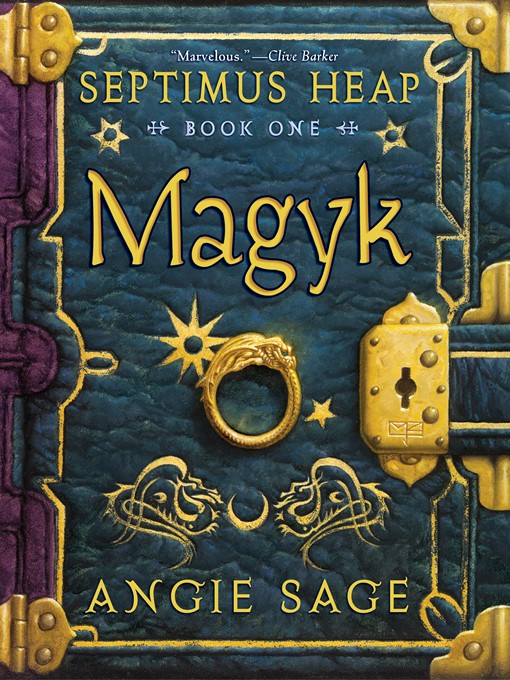 Title details for Magyk by Angie Sage - Wait list