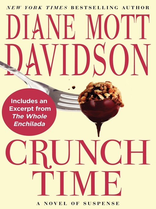 Title details for Crunch Time by Diane Mott Davidson - Wait list