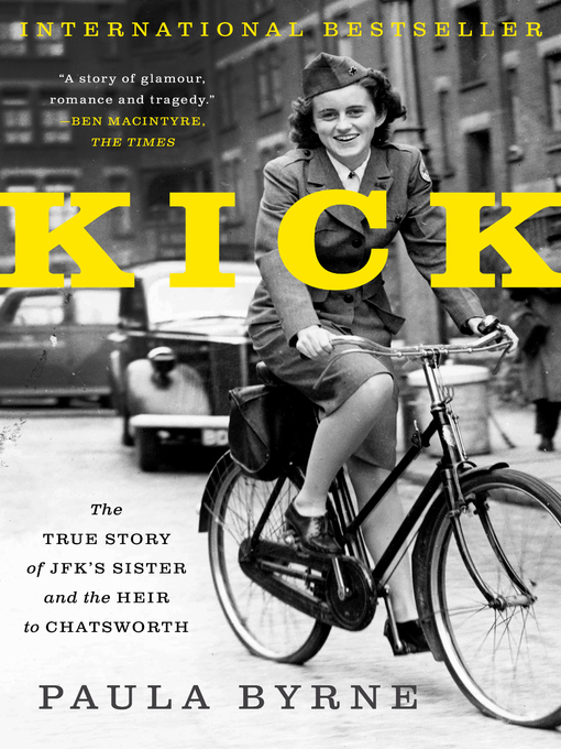 Title details for Kick by Paula Byrne - Available