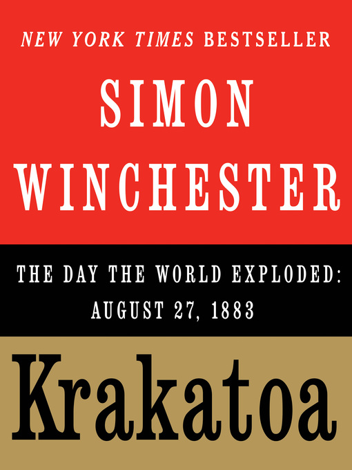 Title details for Krakatoa by Simon Winchester - Available