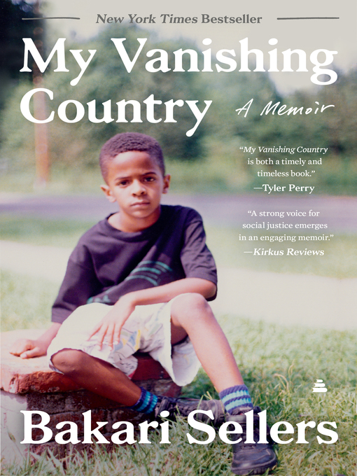 Title details for My Vanishing Country by Bakari Sellers - Wait list