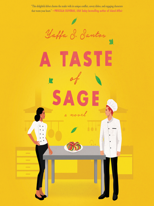 Title details for A Taste of Sage by Yaffa S. Santos - Available