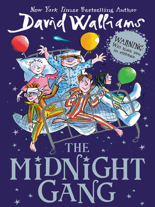 Title details for The Midnight Gang by David Walliams - Available