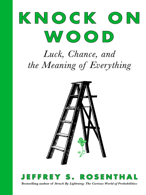Title details for Knock on Wood by Jeffrey S. Rosenthal - Available