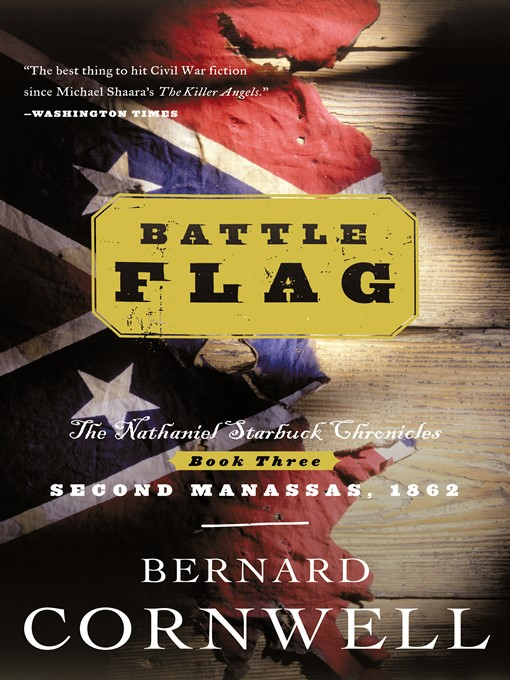 Title details for Battle Flag by Bernard Cornwell - Wait list