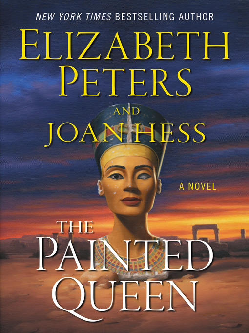 Title details for The Painted Queen by Elizabeth Peters - Wait list