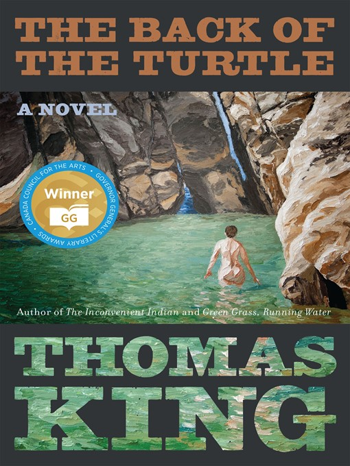 Title details for The Back of the Turtle by Thomas King - Wait list