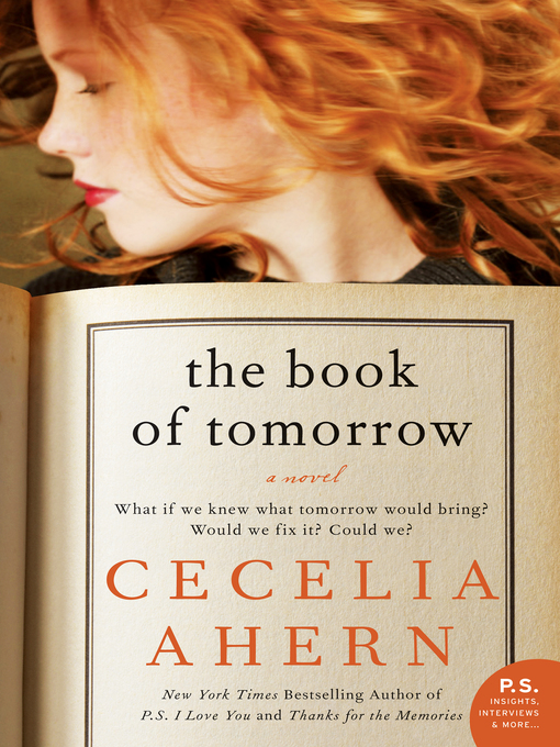 Title details for The Book of Tomorrow by Cecelia Ahern - Available