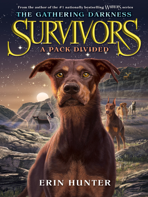 Title details for A Pack Divided by Erin Hunter - Available