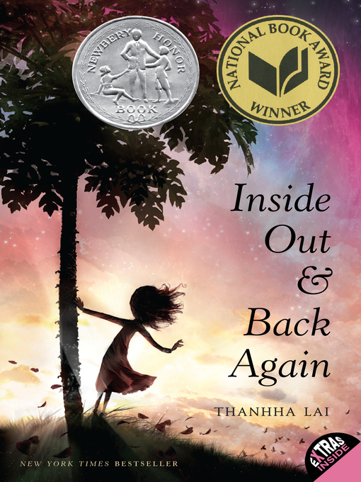 Title details for Inside Out and Back Again by Thanhhà Lai - Wait list