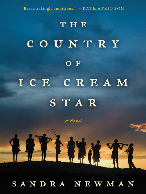 Title details for The Country of Ice Cream Star by Sandra Newman - Wait list