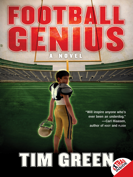 Title details for Football Genius by Tim Green - Available