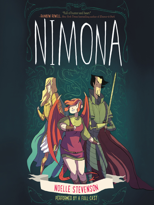 Title details for Nimona by Noelle Stevenson - Wait list