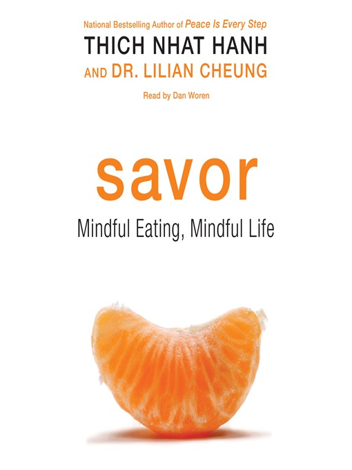 Title details for Savor by Thich Nhat Hanh - Available