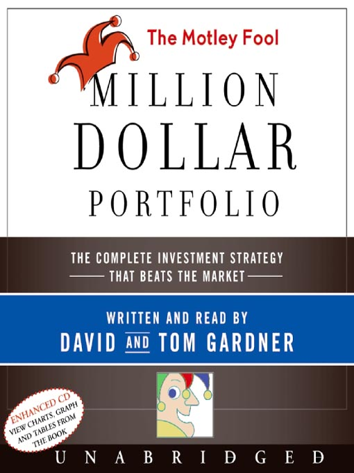 Title details for The Motley Fool Million Dollar Portfolio by David Gardner - Wait list