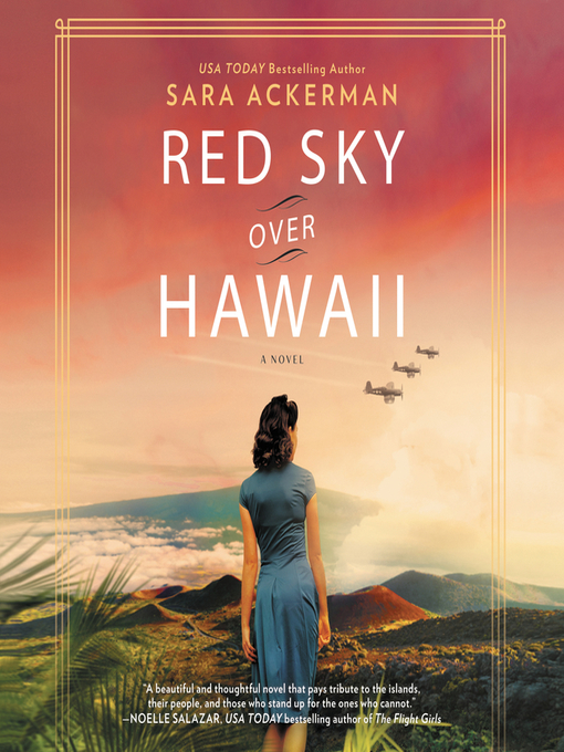 Title details for Red Sky Over Hawaii by Sara Ackerman - Wait list