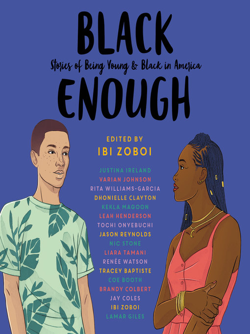 Title details for Black Enough by Ibi Zoboi - Available
