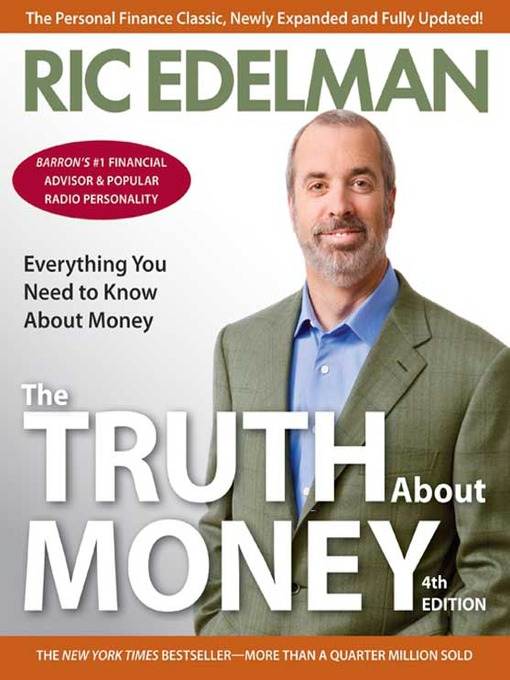 Title details for The Truth About Money by Ric Edelman - Wait list