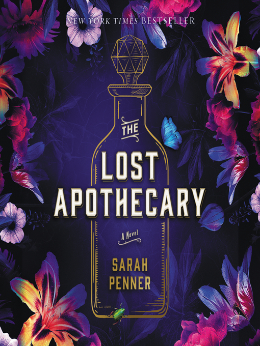 Title details for The Lost Apothecary by Sarah Penner - Wait list