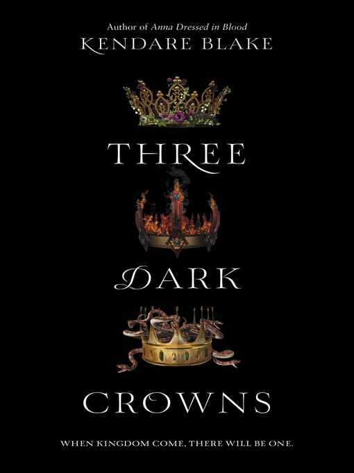 Cover of Three Dark Crowns