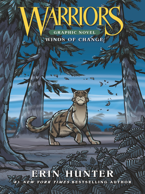 Title details for Winds of Change by Erin Hunter - Wait list
