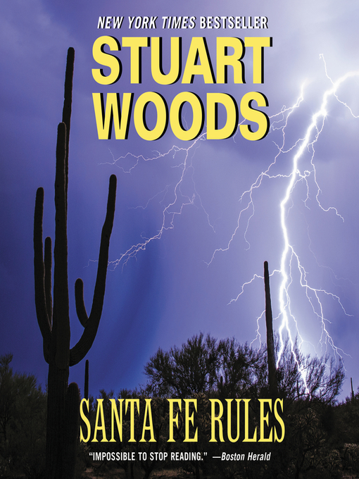 Title details for Santa Fe Rules by Stuart Woods - Wait list