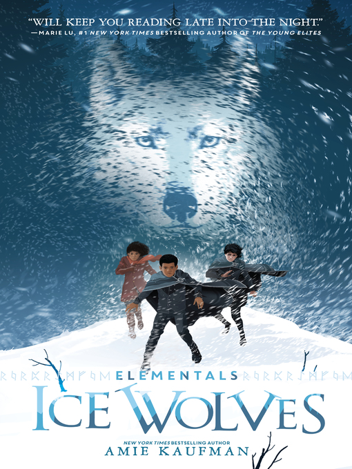 Title details for Ice Wolves by Amie Kaufman - Available
