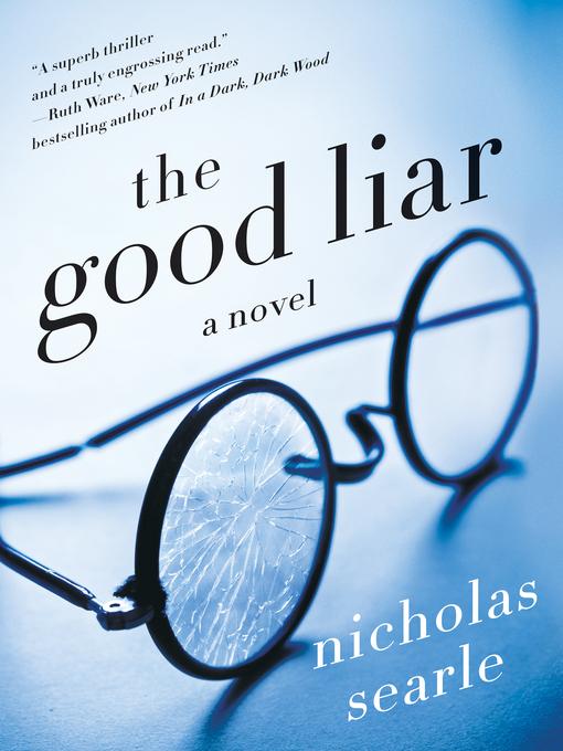 Title details for The Good Liar by Nicholas Searle - Wait list