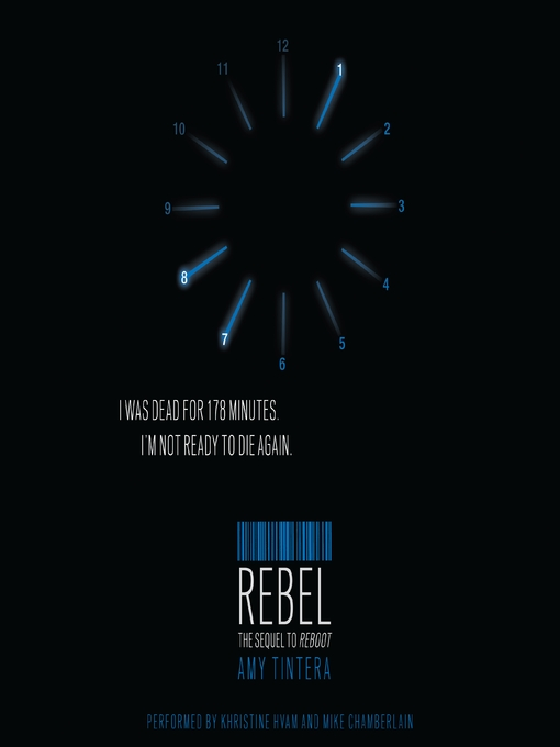 Cover image for Rebel