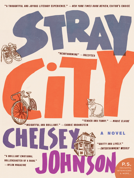 Title Details For Stray City By Chelsey Johnson