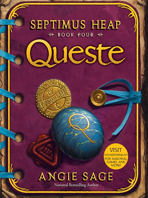 Title details for Queste by Angie Sage - Wait list