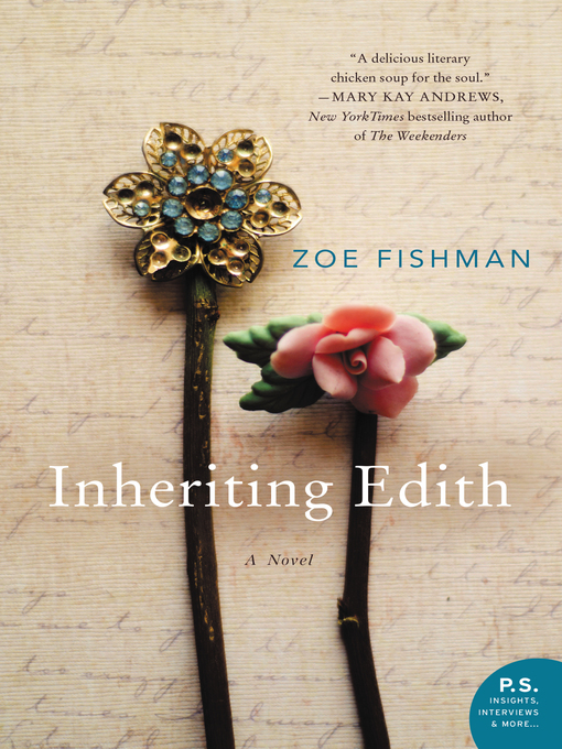 Title details for Inheriting Edith by Zoe Fishman - Available