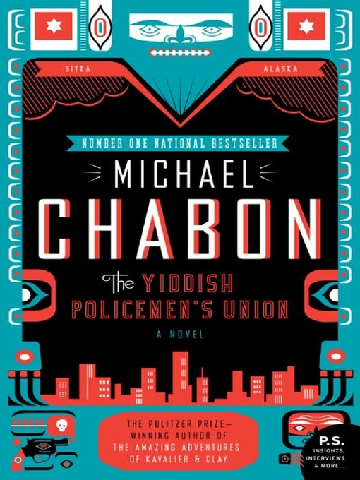 Cover of The Yiddish Policemen's Union