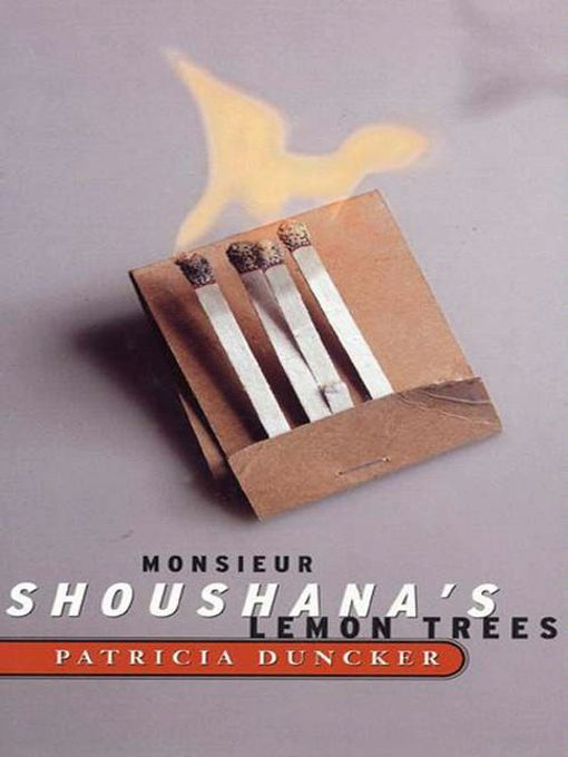 Cover of Monsieur Shoushana's Lemon Trees