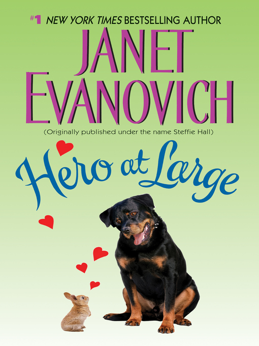 Title details for Hero at Large by Janet Evanovich - Wait list