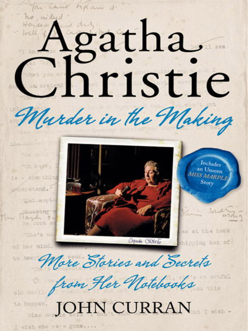 Title details for Agatha Christie by John Curran - Available