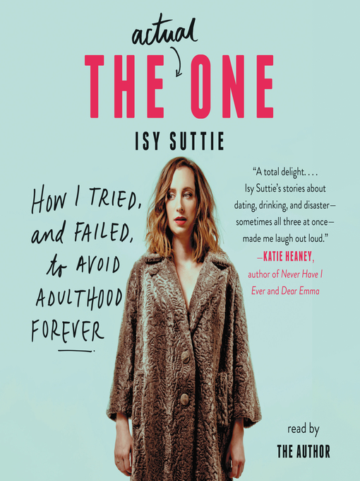 Title details for The Actual One by Isy Suttie - Wait list