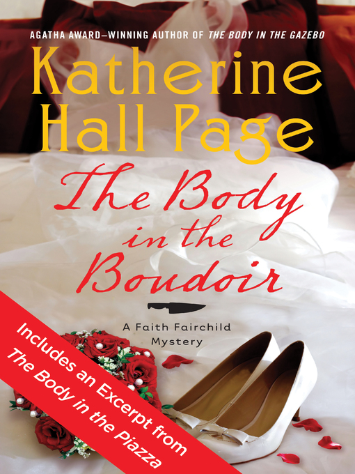 Title details for The Body in the Boudoir by Katherine Hall Page - Wait list
