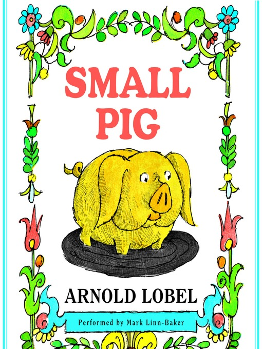Cover image for Small Pig