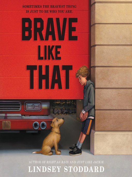 Title details for Brave Like That by Lindsey Stoddard - Wait list