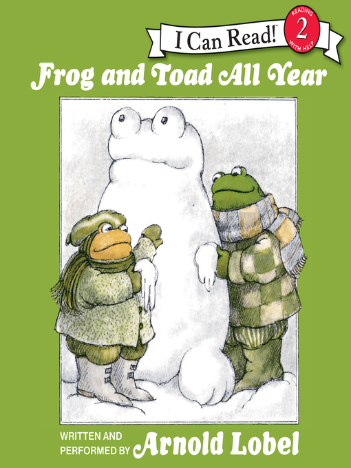 Title details for Frog and Toad All Year by Arnold Lobel - Available