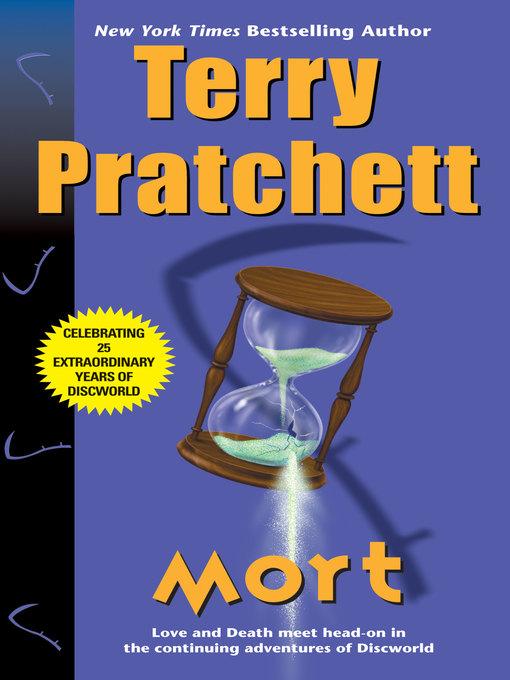 Title details for Mort by Terry Pratchett - Wait list