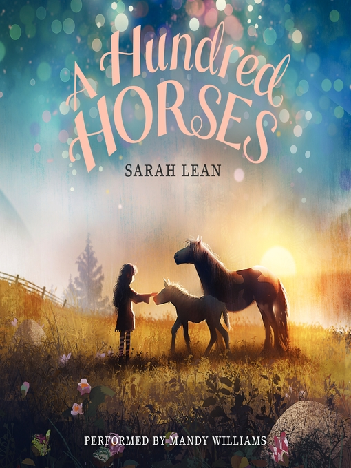 Title details for A Hundred Horses by Sarah Lean - Available