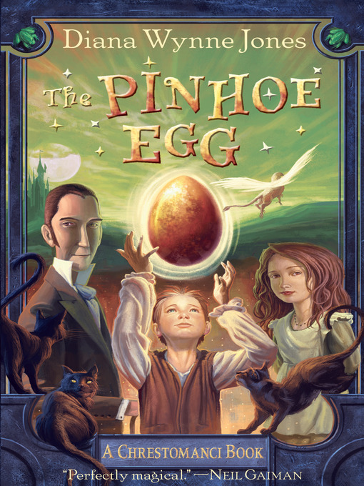 Title details for The Pinhoe Egg by Diana Wynne Jones - Available